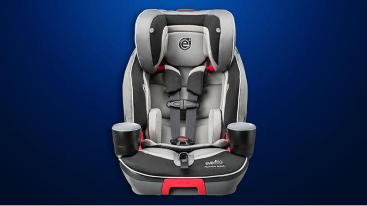 Evenflo Recalls Booster Seats Children Can Loosen Harness
