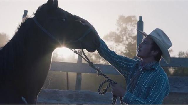 In Chloe Zhao's 'The Rider,' A Rodeo Cowboy Plays Himself