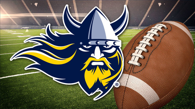 Vikings Start Fast, Roll to 48-16 Homecoming Win over U-Mary