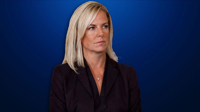 Nielsen's Career Forever Linked To Family Border Separations