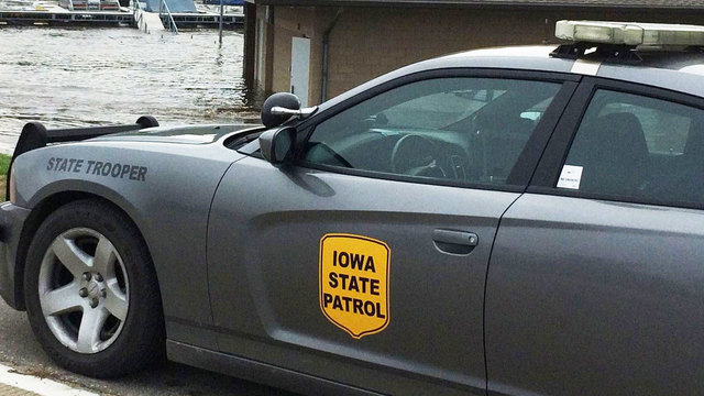 Iowa Police Agency Fires Trooper Who Had Been On Long Leave