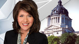 Governor Noem Is Traveling Pine Ridge Area, As National Guard Distributes Water There