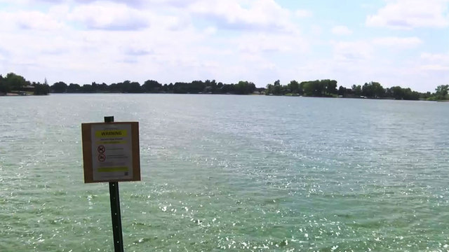 Lake Mitchell Advisory Increased To Warning Level