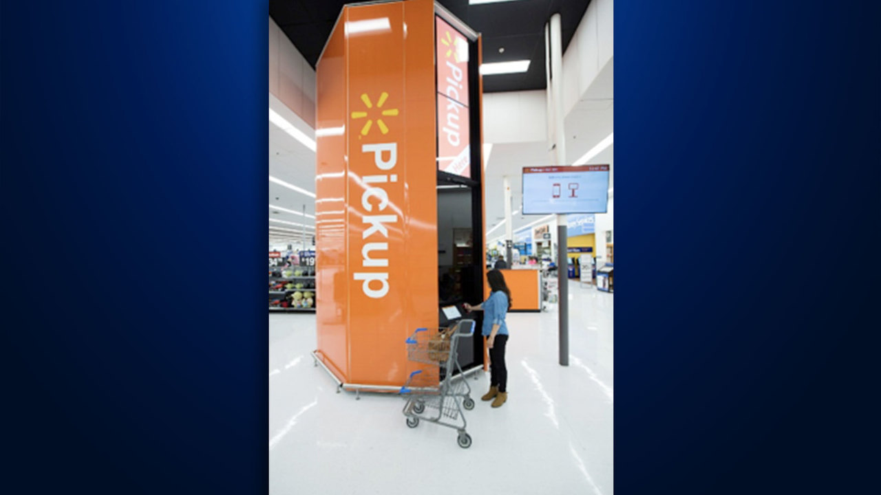 first south dakota walmart pickup tower in spearfish