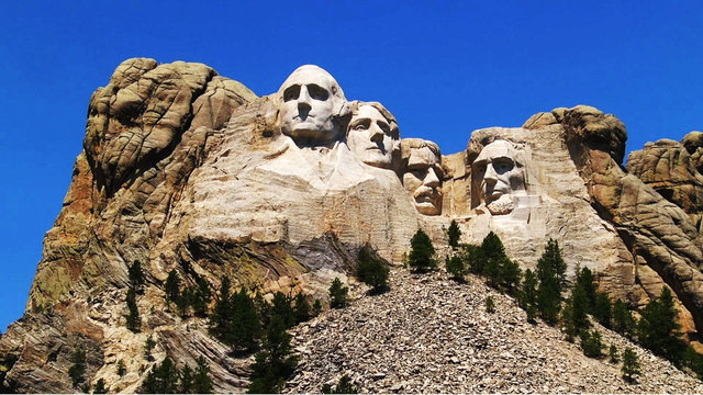President tweets about 'THE BIG FIREWORKS' coming to Mount Rushmore, thanks Noem