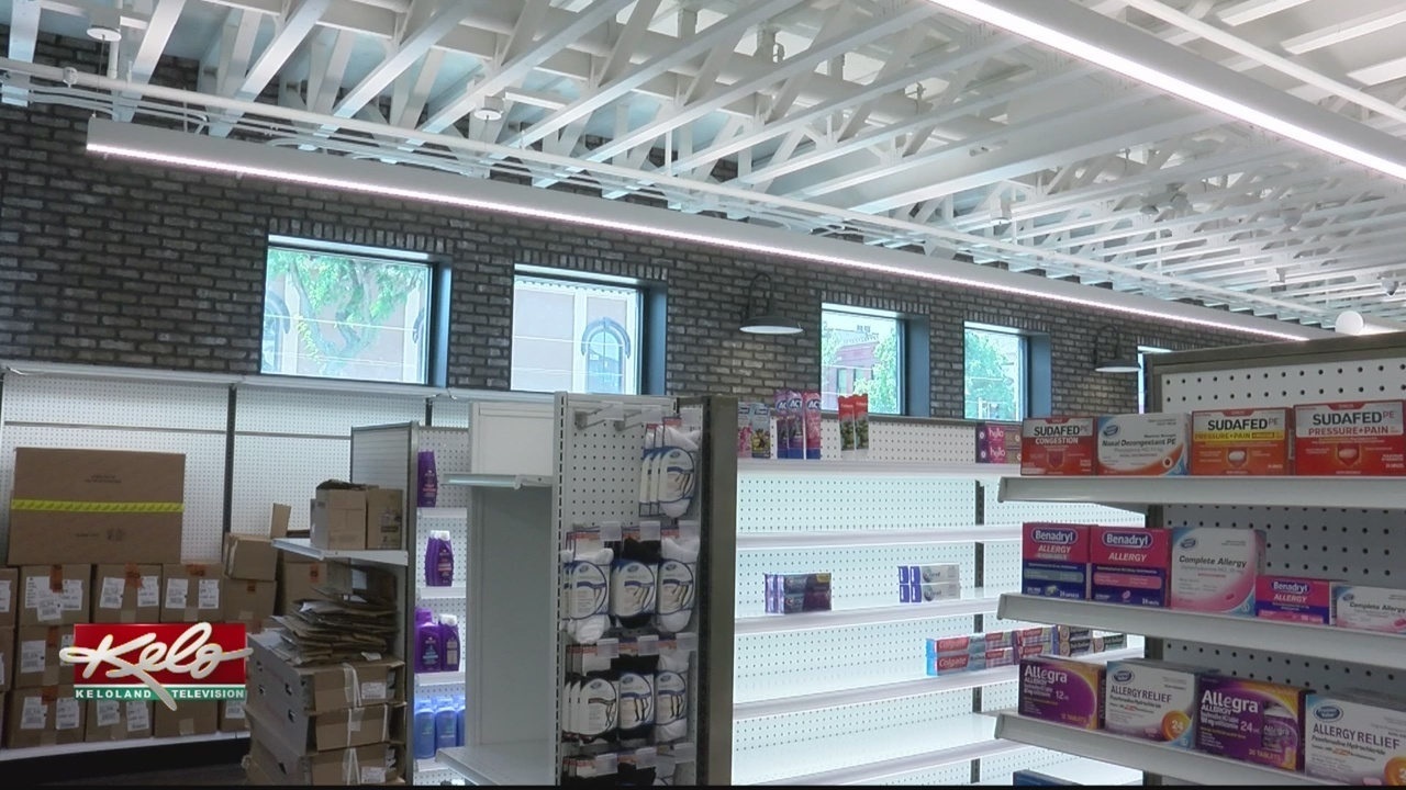 Look Inside New Lewis Drug Sanford Health In Downtown Sioux Falls
