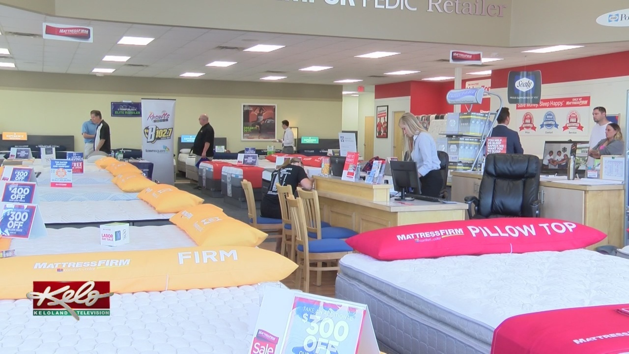 Local Mattress Firm Stores Donate 20 000 To Help Harvey Victims