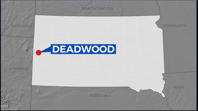 Deadwood Police Searching For Burglary Suspect