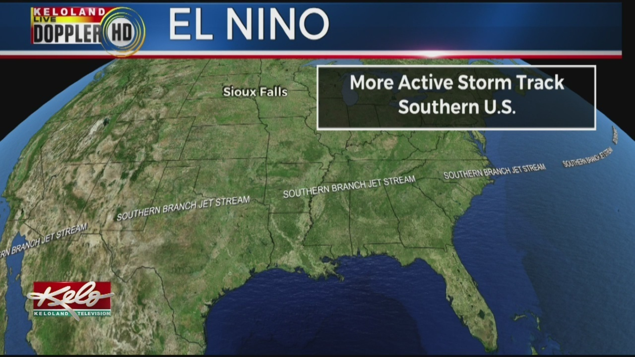 Keloland Auto Mall >> How El Nino Could Play A Role In The Upcoming Winter