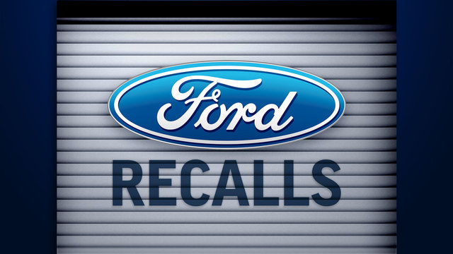 Ford Recalls 2M Pickup Trucks; Seat Belts Can Cause Fires