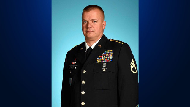 Firefighter Killed In House Fire Was SD Guard Soldier
