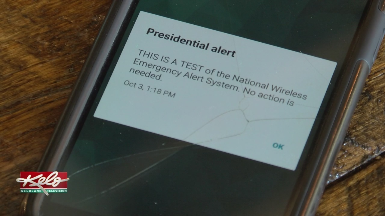 Keloland Auto Mall >> Trump Alert Surprises Some Sioux Falls Cell Phone Users