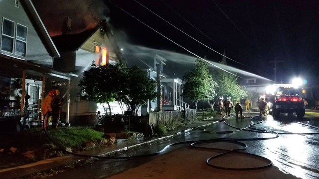 Crews Investigating House Fire In Lead
