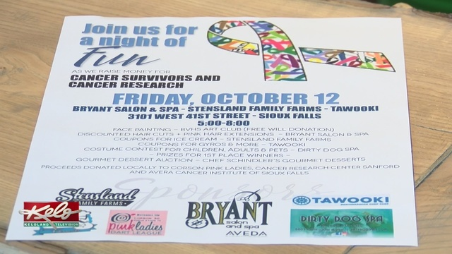 Cuts Ice Cream And Gyros For A Cure