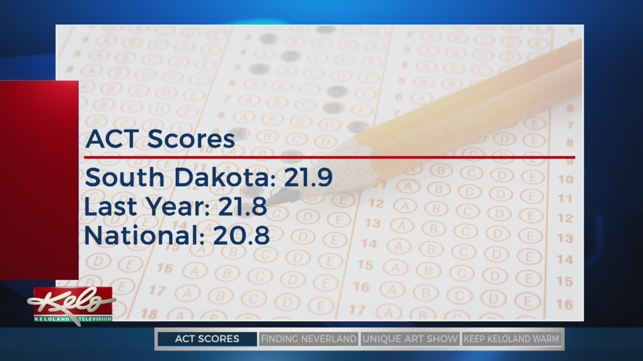 Keloland Auto Mall >> South Dakota ACT Scores Improve, Remain Above National Average