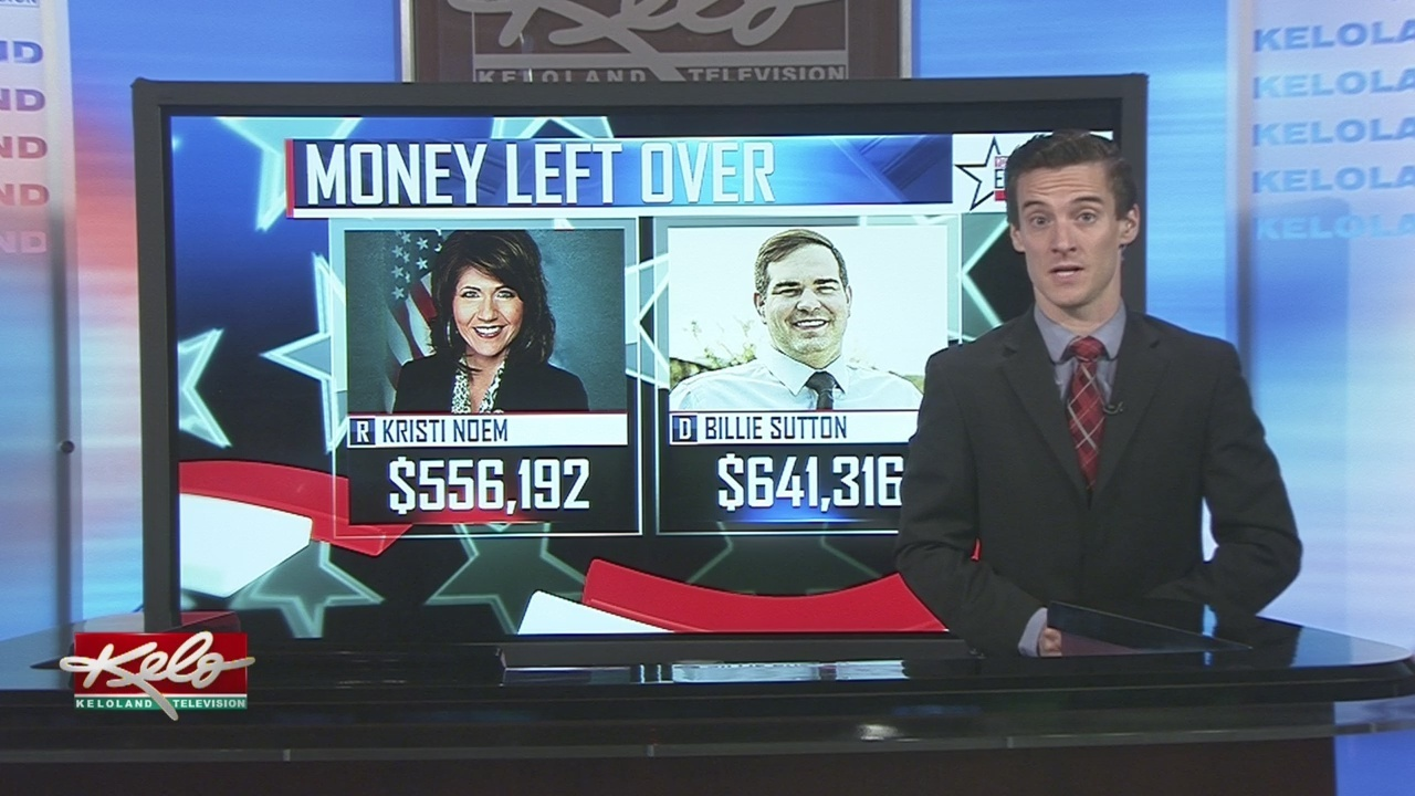 Keloland Auto Mall >> A Look At The Campaign Numbers