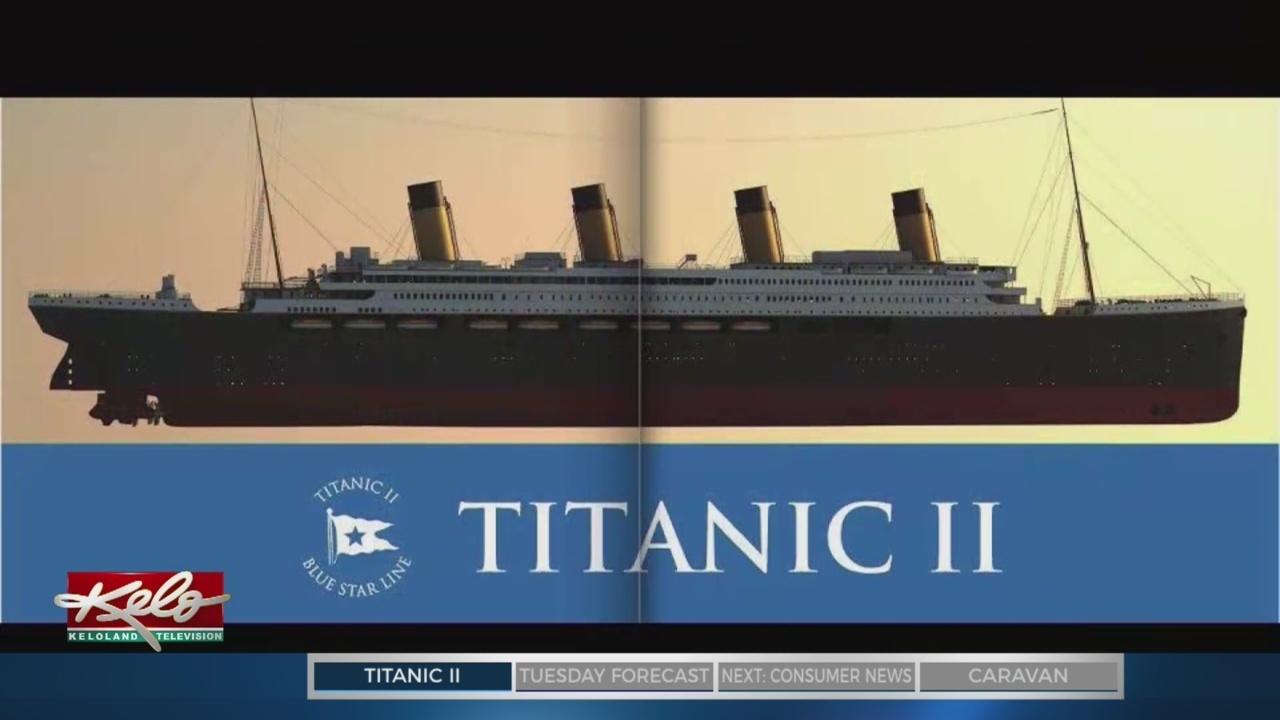Keloland Auto Mall >> Titanic Two Will Debut In 2022