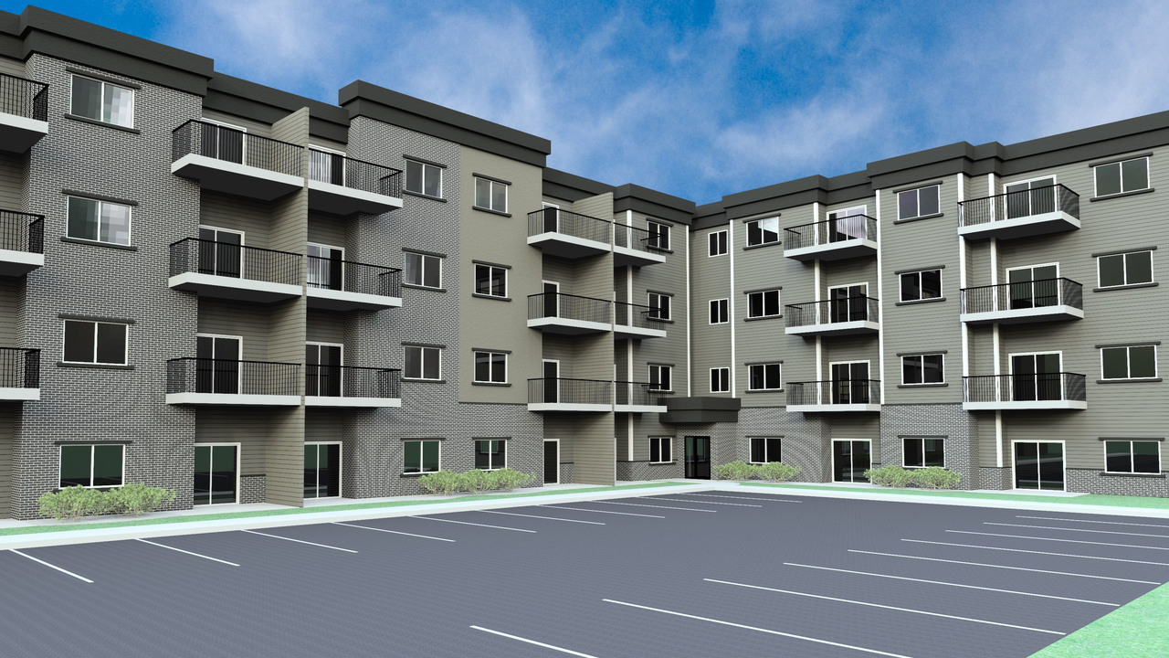 Keloland Auto Mall >> Work Starts On New Downtown Sioux Falls Apartments