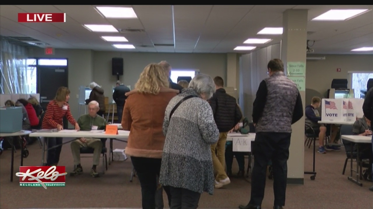 Keloland Auto Mall >> Election Day Update: Polls Staying Busy In Minnehaha County