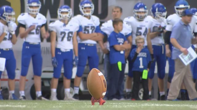 Sioux Falls Christian Claims Second Straight