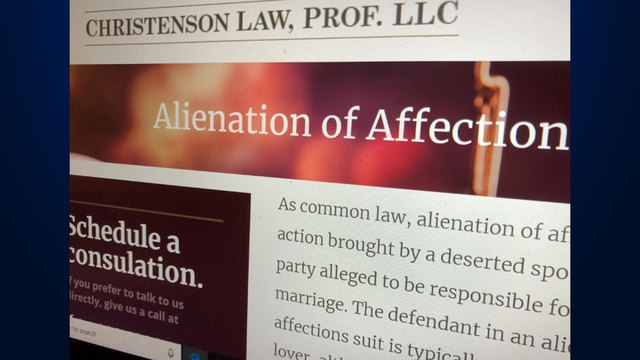 Despite Controversy, 'Alienation Of Affection' Cases Still Filed In S.D.