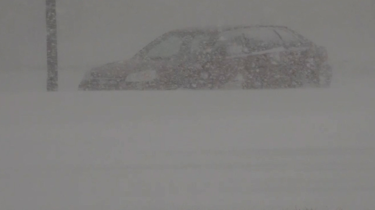 The Latest: Snow-Related Accidents Close I-80 In Nebraska