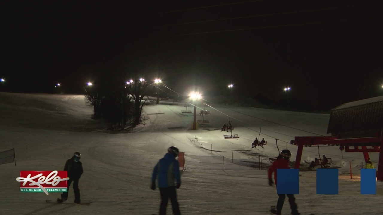 Keloland Auto Mall >> Despite The Cold, People Still Hit The Slopes In Sioux Falls