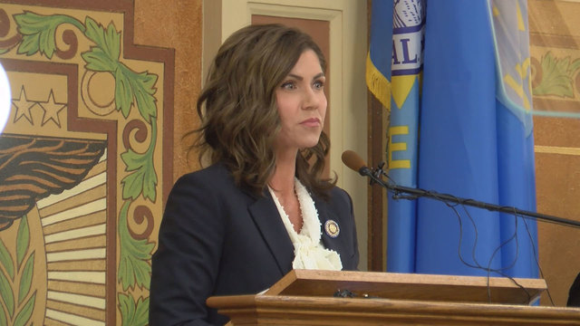 New Governor Plans To Fully Staff Her Office