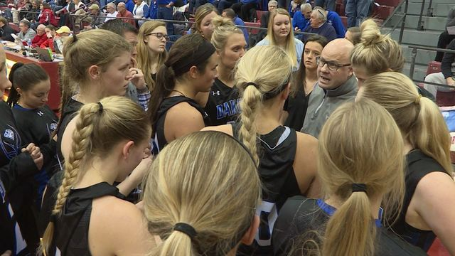 Carr, DWU Outlast Jamestown In Quadruple O.T.
