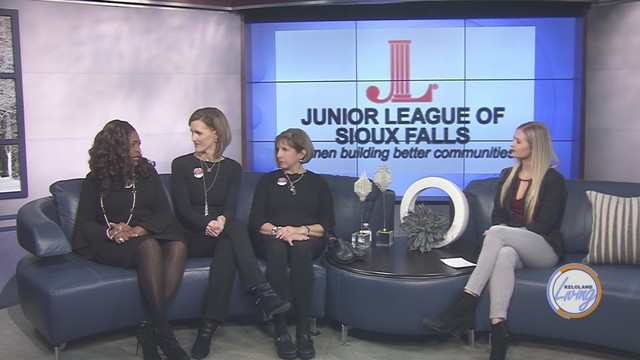 Junior League Little Black Dress Initiative
