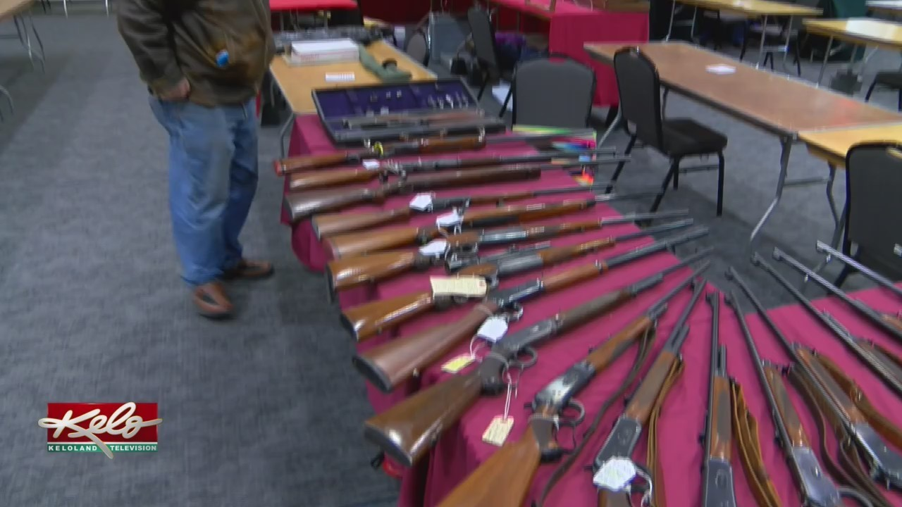 Sioux Falls Home To Largest Gun Show In The Midwest This ...