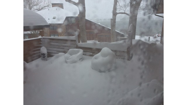 uShare Snow piled up on the patio in Pierre Courtesy Randall Royer_1555019930610.jpg.jpg
