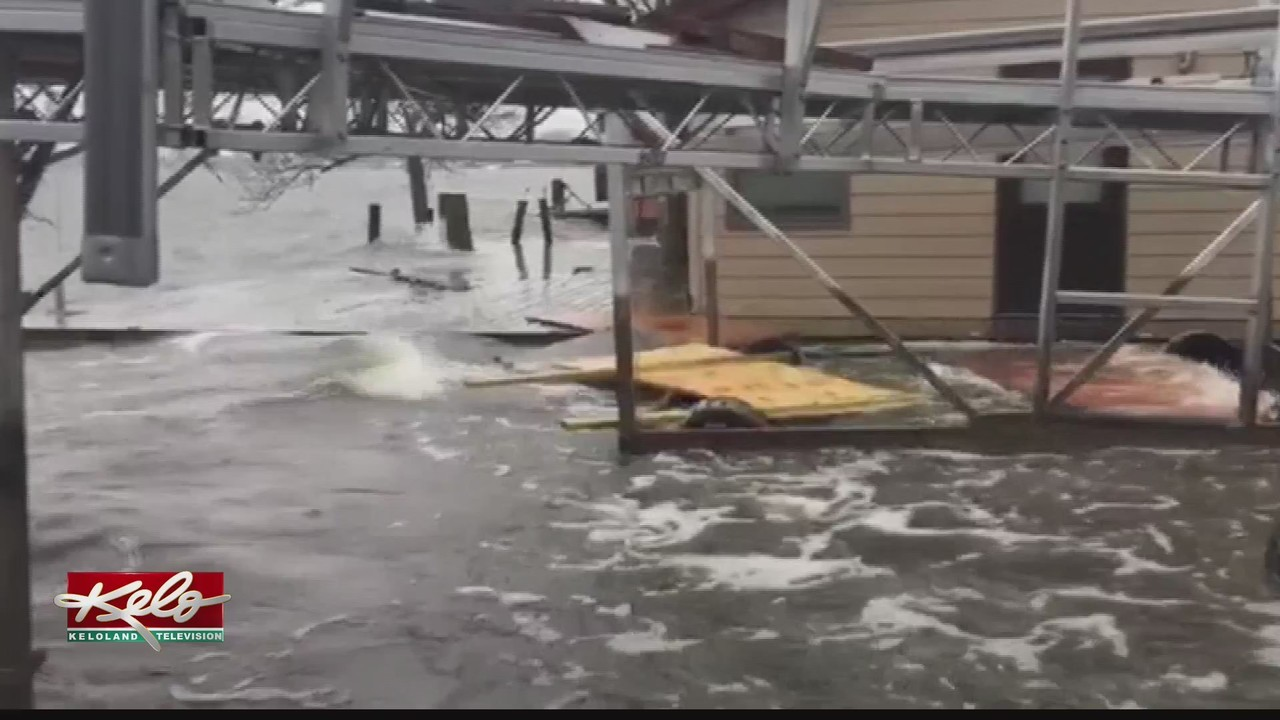 Lake Poinsett property owners brace for more damage