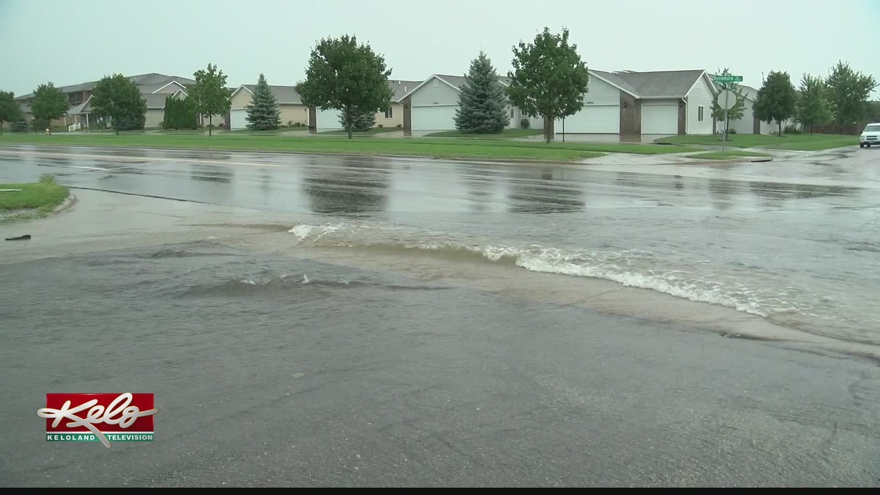 June is wettest month on average for KELOLAND